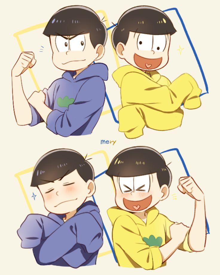 Karamatsu and Jyushimatsu