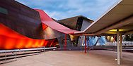 Architectural photography of the National Museum of Australia in Canberra, ACT. (Copyright belongs to Fred McKie. No rights reserved. Removal of watermark or any unlicensed commercial or editorial usage will be considered a breach of copyright.)