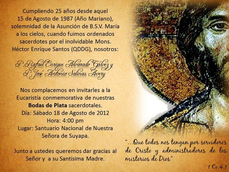 Mensajes Para Aniversario De Bodas: Invitaciones De Boda 25 Aniversario Para Fondo De Pantalla