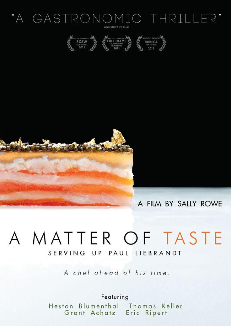A Matter of Taste dokumentuje dziesięć lat pracy twórczej Paula Liebrandta…