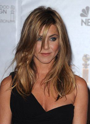 Jennifer Aniston, and this color..