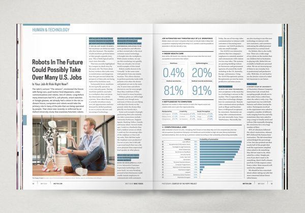 Matter Magazine on Behance