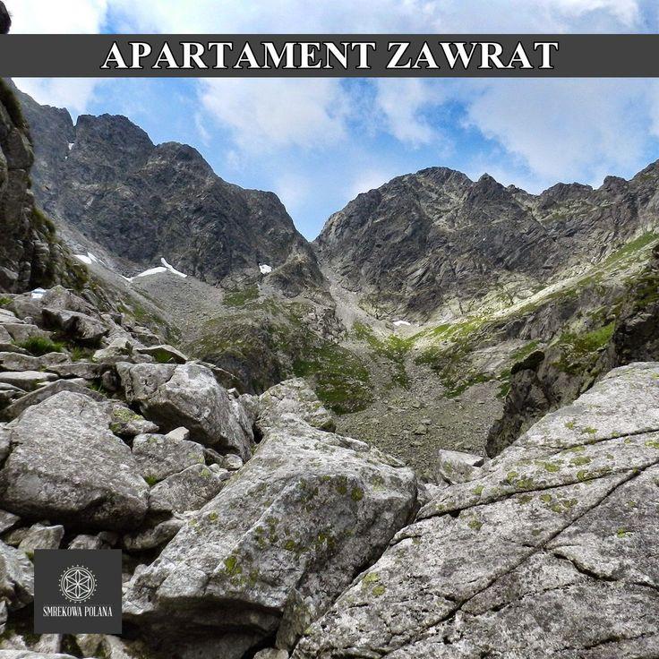 Apartament Zawrat - zapraszamy! #poland #polska #malopolska #zakopane #mountain #tatry #place #spring #wiosna #destination