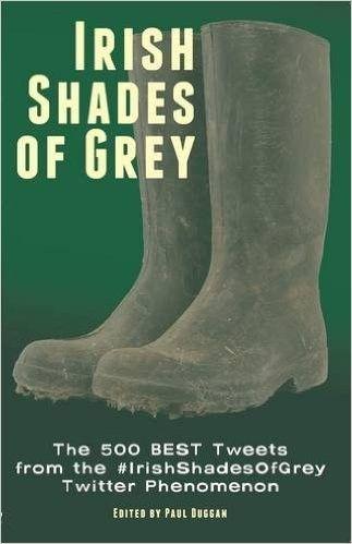 Irish Shades of Grey - Irish Humour - Humour - Books