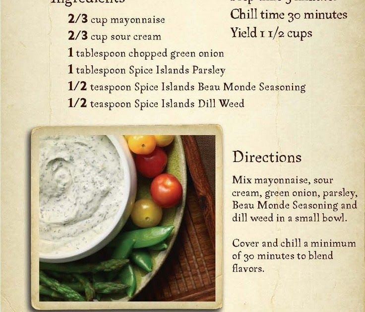 Best Dill Dip Ever Definitely Not Low On Calories But Try 1 1 2 Cups Sour Cream And 1 2 Cup Ligh Healthy Dip Recipes Veggie Dip Recipe Easy Veggie Dip Recipe