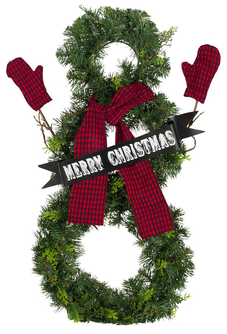 Fiber optic christmas snowman wreath decoration - This Unique Wreath Is Sure To Add Christmas Cheer Http Www