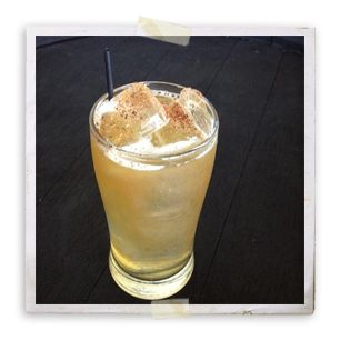 Bourbon Buck Highball Gl Shake Strain Top 50ml Four Roses