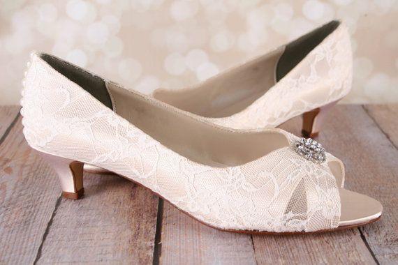 Wedding High Heels Ivory: Best 25+ Wedding Shoes Ivory Ideas On Pinterest