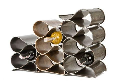 Stojak na wino (na 14 butelek)