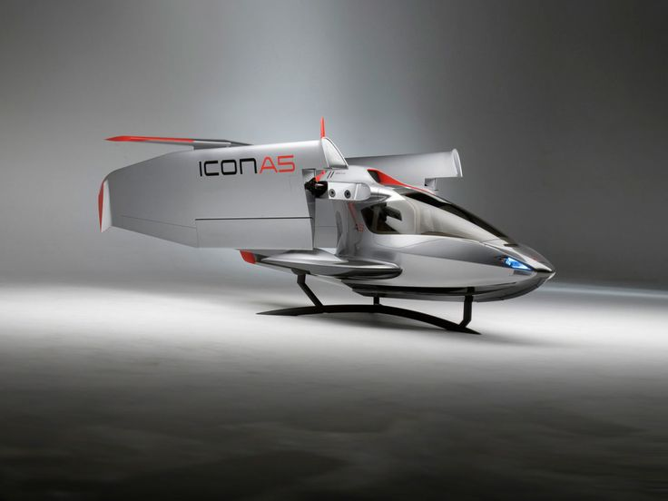 The Icon I5 flying car