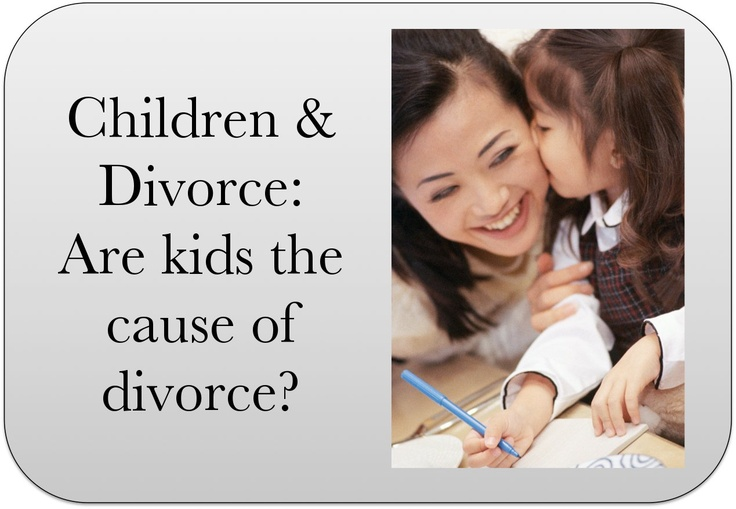 Kids Coping With Divorce