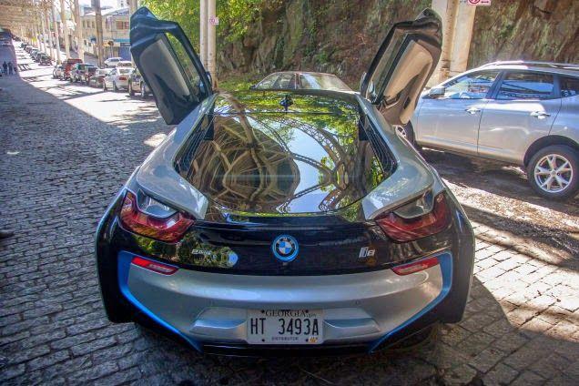 Free Thinker - Michele Rovatti's blog                     : La nuova BMW i8