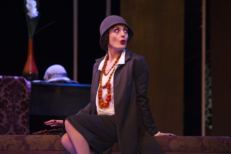 Rebecca O'Mara in The Vortex at the Gate Theatre