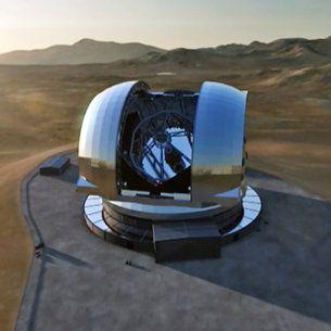 Empieza la construcción del telescopio óptico-infrarrojo más grande del mundo / Spain / ESA in your country / ESA