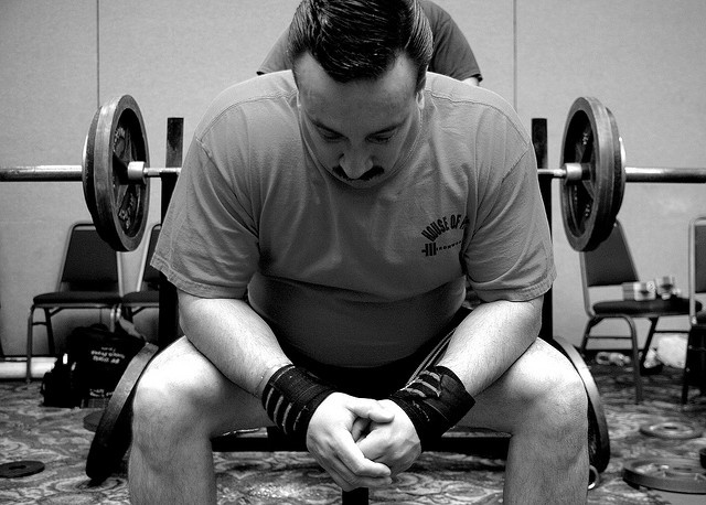 how to get into powerlifting