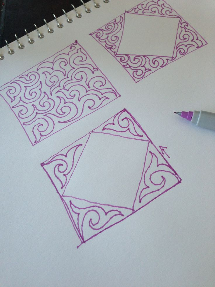 working with your designs in a sketchbook Quilting makes the QUILT! Pinterest Sketchbooks ...