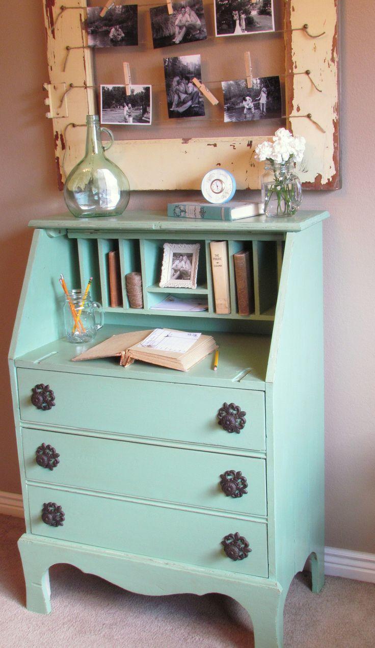 22 best Paris Gray Annie Sloan Chalk Paint™ images on Pinterest ...