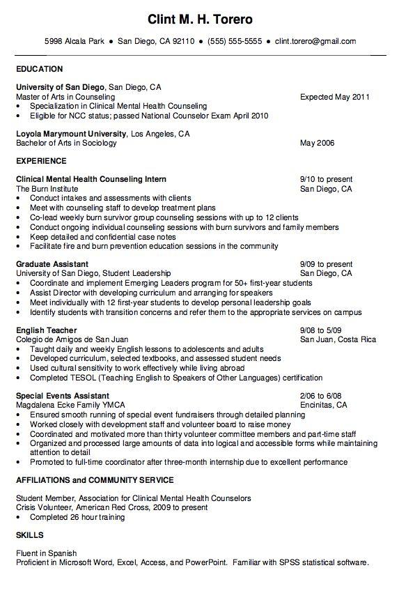 cover letter samples for resume