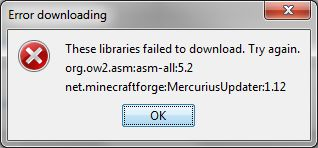 Can't download forge what do I do?