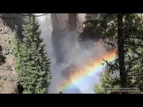 """America's Beautiful West"" 1080p Healing Relaxation Video Nature Sounds with Music - YouTube / just beautiful and u have a choice to listen with music or just nature sounds"