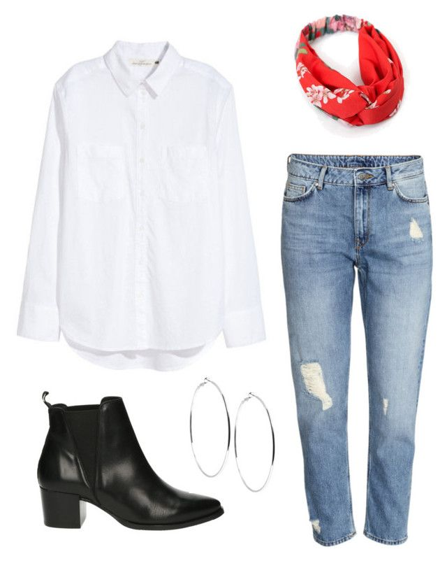 """""""Untitled #250"""" by stinasolheim on Polyvore featuring Privé and GUESS"""