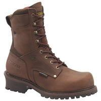 "Men's Carolina® 9"" Broad Toe Waterproof 400-gram Thinsulate™ Ultra Insulated Logger Boots: Men's… #Hunting #Shooting #Fishing #Camping"