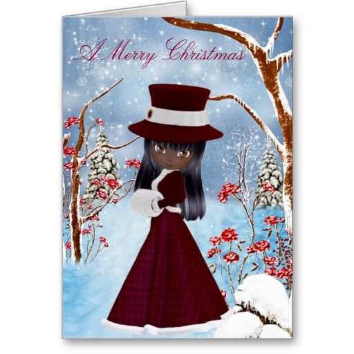 18 best african american christmas cards images on - African american christmas images ...