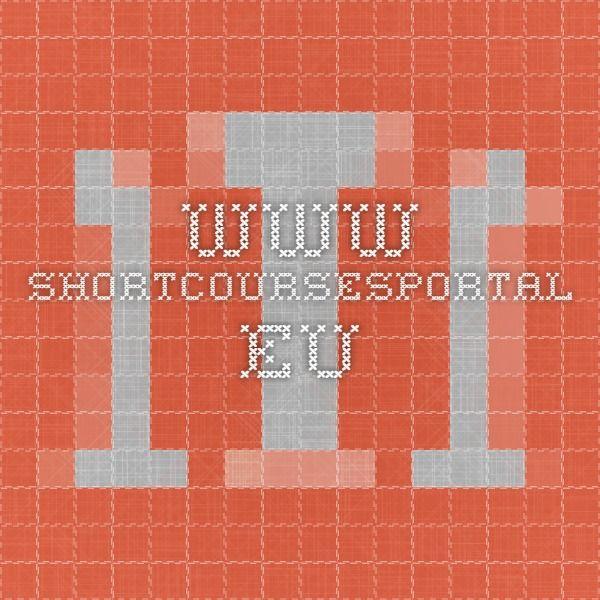 www.shortcoursesportal.eu
