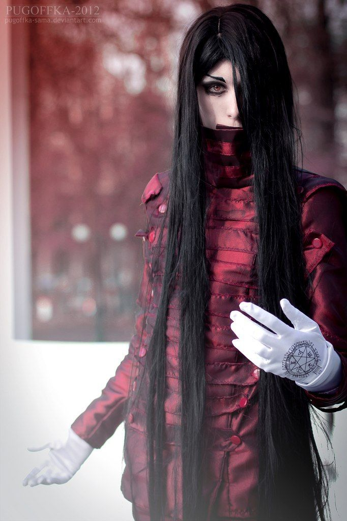 Alternate Alucard Nice to see this version of him pulled off well. Alucard by ~ChibiAlucard