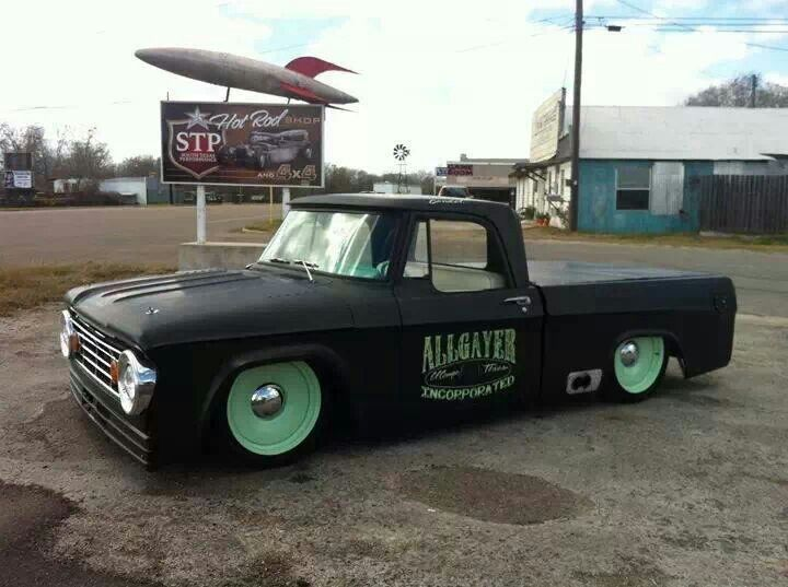 Rat Rod Sweptline | Swepline Dodge | Trucks, Old dodge ...
