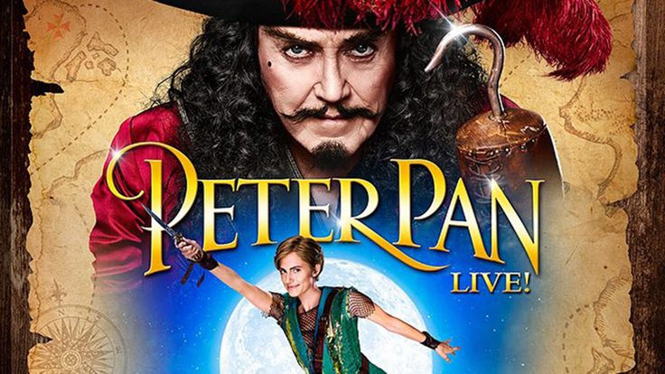 'Peter Pan Live!' Poster Flies High with Allison Williams, Christopher Walken; is Practically Perfect in Every Way : today nbc - 10/17/14