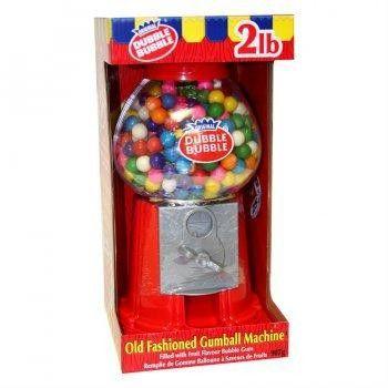 Machine à boules de gommes inclus 907g de boules de gomme - Castello | Jeux et Jouets