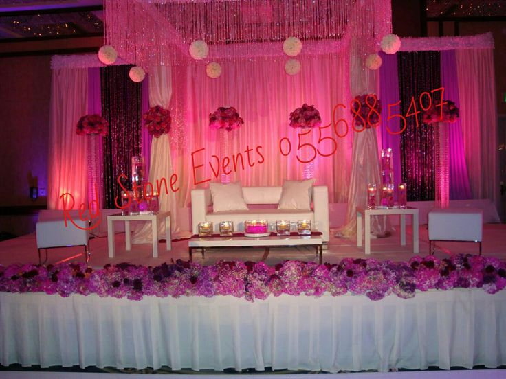 17 best ideas about pakistan wedding on pinterest for Arab wedding stage decoration