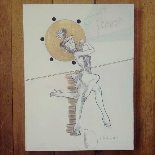 "De la serie "" Original Vs Copia: "" Tómame "" "" #Himallineishon #illustration #teacup #art"