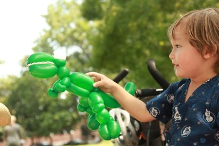 Dinosaur by Brooklyn Balloon Company - Nice design!