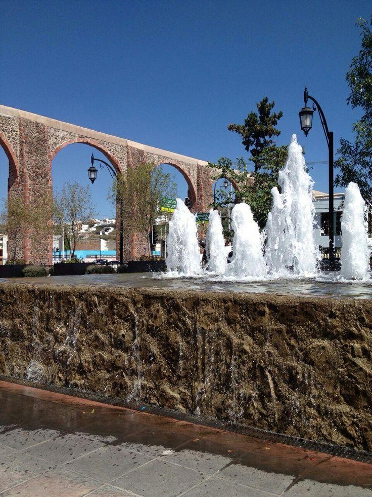 Los arcos, Querétaro, Qro. México 2014