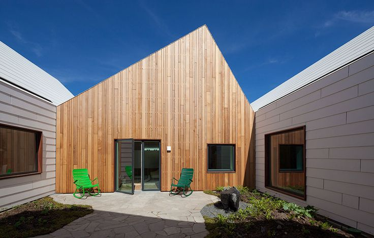 Trä som läker av Effekt, foto av Quintin Lake – http://www.tidningentra.se/reportage/lakande-arkitektur #arkitektur i #trä