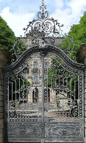 ˚Bayreuth Gate - Germany