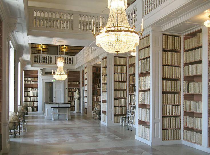 Carolina Rediviva Building, Uppsala University Library (Uppsala, Sweden)