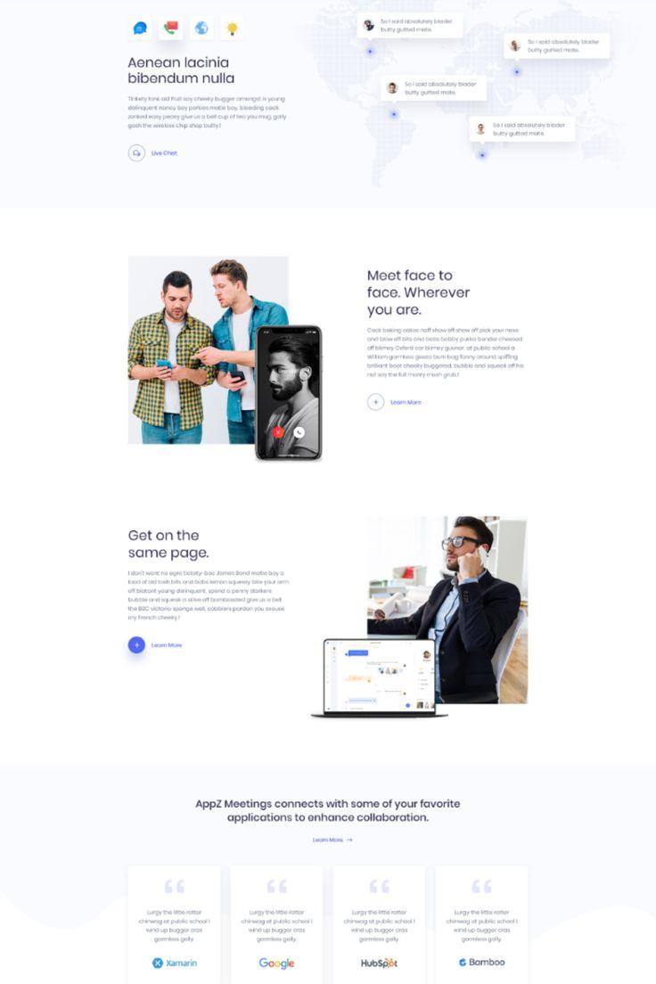 Oppi MultiNiche App Showcase WordPress Theme