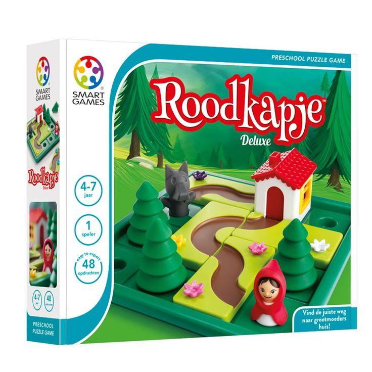 Mamaatje ik wil dit! Mega puzzelplezier van SmartGames! Er was eens….  Ontdek de magie van het populaire sprookje in dit originele denkspel speciaal voor de allerkleinsten.
