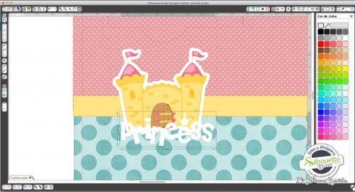 e3f0d5505d130 usando preenchimentos · Silhouette StudioSilhouette CameoPapo SilhouettesBrazilSilhouette