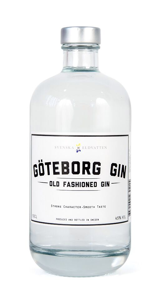 Sweden#Göteborg Gin # Gin of the World #