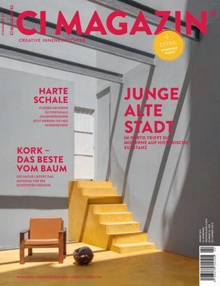 CI-Magazin #42  Leitthema: Junge Alte Stadt PORTO