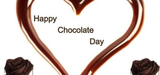 Here, we are sharing Latest Happy Chocolate Day 2017 SMS for Friends with Images for you all guys. Share these all romantic and inspirational chocolate day messages with your friends now.
