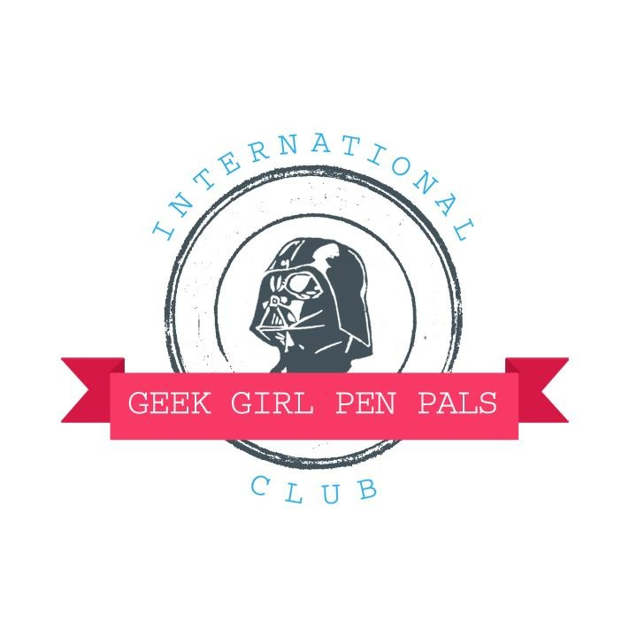 Sign up for the International Geek Girl Pen Pals Club!