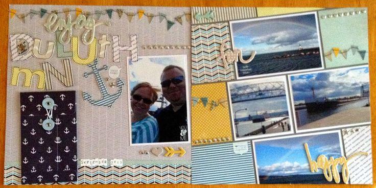 enjoy Duluth MN by Laura Nesvacil