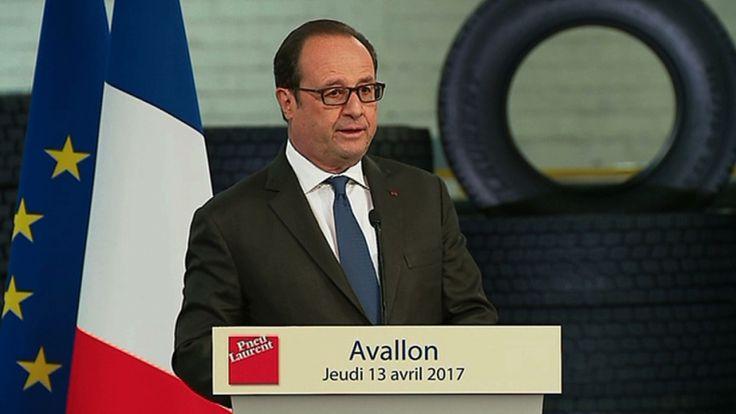 Discours à l'occasion de la visite de l'entreprise Pneu Laurent à Avallon