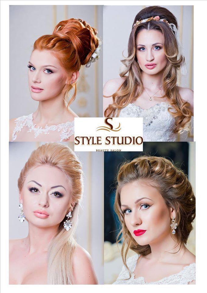 O coafură elegantă și un machiaj seducător, coordonatele unei apariții de vis, marca #StyleStudio  www.stylestudio.md tel. de contact: 022 260 883 sau 079 600 049