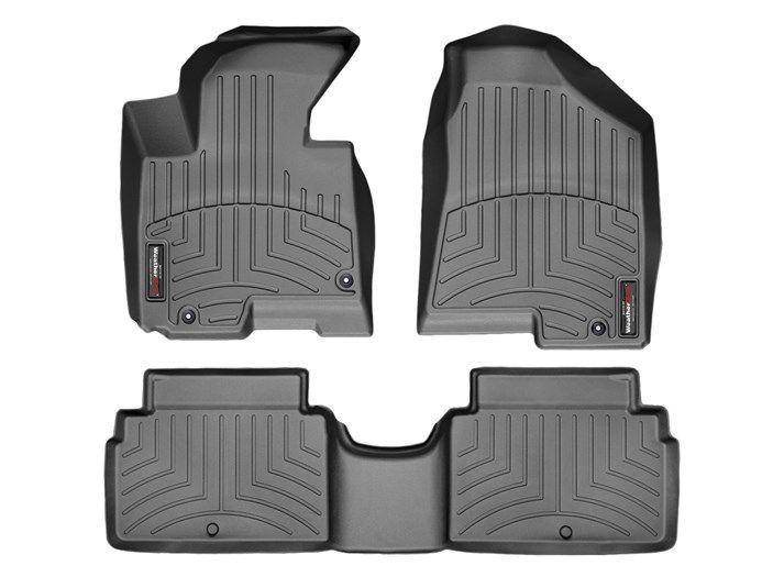 2012 Kia Sportage Weathertech Floorliner Custom Fit Car